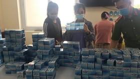 Phá đường dây sản xuất mỹ phẩm giả ở Hà Nội, thu giữ 1 tấn mỹ phẩm