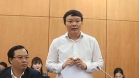 Ông Trương Hải Long được bổ nhiệm làm Thứ trưởng Bộ Nội vụ