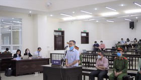 Phúc thẩm vụ án xảy ra tại Ngân hàng TMCP Đầu tư và phát triển Việt Nam