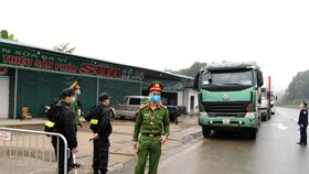 Hà Nội bố trí 22 chốt kiểm soát phương tiện ra, vào thành phố