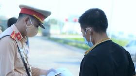22 chốt kiểm soát dịch ở Hà Nội bắt đầu hoạt động, không xảy ra ùn ứ