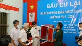 Khởi tố cựu Chủ tịch HĐND xã Tráng Việt do vi phạm trong bầu cử