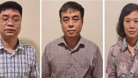 Bắt giam 3 cựu cán bộ Đội Quản lý thị trường Hà Nội liên quan tới đường dây sản xuất, buôn bán sách giả