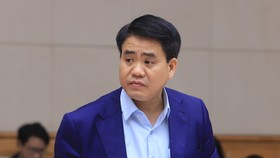 """Cựu Chủ tịch UBND TP Hà Nội Nguyễn Đức Chung bị khởi tố thêm tội """"Lợi dụng chức vụ"""""""