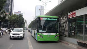 """Thanh tra Chính phủ """"gọi tên"""" sai phạm tại dự án xe buýt nhanh BRT Hà Nội"""