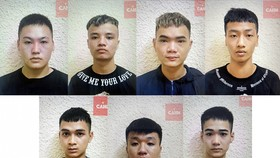 Khởi tố 8 thanh niên tụ tập đánh nhau ở Hà Nội