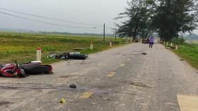 Danh tính 5 nạn nhân tử vong vụ tai nạn giao thông tại Cẩm Khê