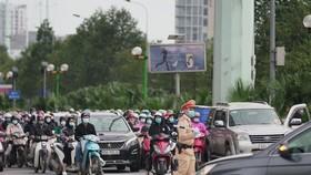 Bộ Công an chỉ đạo lường trước các vấn đề vi phạm giao thông khi các địa phương nới lỏng giãn cách