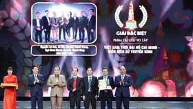 Chủ tịch nước Nguyễn Xuân Phúc: Báo chí tiên phong cung cấp kịp thời thông tin về dịch bệnh Covid-19