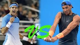 Del Potro - Nadal, trận chung kết sớm của giải