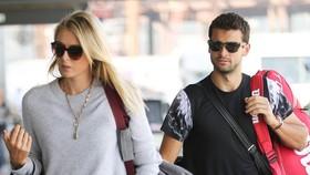 Sharapova và Dimitrov - Tình chỉ đẹp khi còn... dang dở