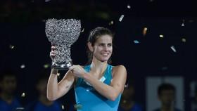 Julia Goerges đăng quang ngôi vô địch ở Zhuhai