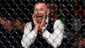 McGregor gây sự chú ý dù không thi đấu