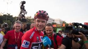 Chris Froome sẽ tham gia Giro 2018