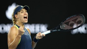 Niềm vui chiến thắng của Kerber