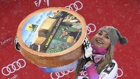 Nữ hoàng băng tuyết Lindsey Vonn