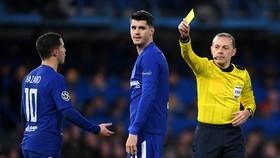 Alvaro Morata đang có phong độ rất thất vọng trong màu áo Chelsea gần đây