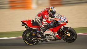 Andrea Dovizioso trên đường đua