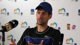 Novak Djokovic tuyên bố, anh đã có thể thi đấu mà không còn bị đau đớn hành hạ