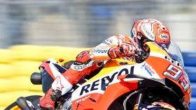 Marc Marquez trên đường đua