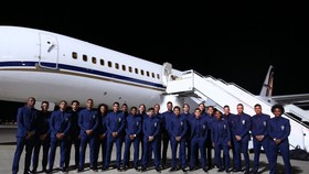 """Brazil - đội tuyển """"hot nhất"""" đã đến với nước Nga"""