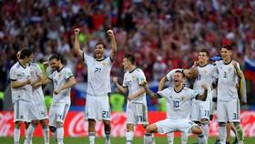 Tuyển Nga - đoàn quân chiến thắng trong màu áo trắng
