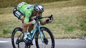 Peter Sagan trên đường đua