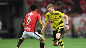 Andre Schurrle trong màu áo Borussia Dortmund