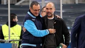 Sarri và Guardiola