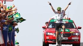 Ben King tiếp tục làm Vua ở 1 chặng đua tại Vuelta