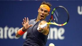 Nadal phải khổ chiến trong trận đấu với Thiem