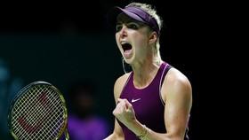 Niềm vui chiến thắng của Elina Svitolina