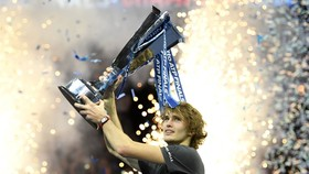 Chiến thắng của Zverev ở London sẽ là bước ngoặt