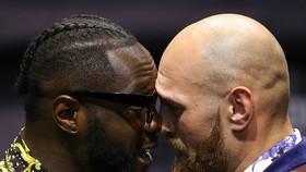 Wilder và Fury sẽ đại chiến ở Los Angeles