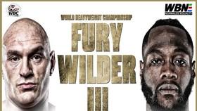 Hình ảnh quảng bá trận Fury vs Wilder III