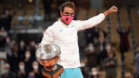 Nadal đã có 999 trận thắng trong suốt sự nghiệp