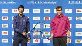 Djokovic và Thiem ở Vienna Open