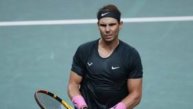 Thất bại ở Paris Masters, Nadal vẫn lạc quan hướng về phía trước