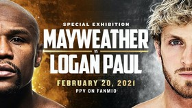 Mayweather sẽ đấu với Logan vào năm sau