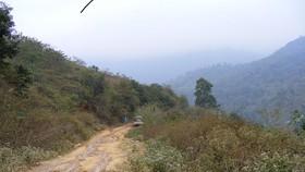 Đường miền núi Kỳ Sơn luôn tiềm ẩn nguy cơ gây tai nạn (ảnh minh họa)