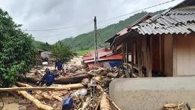 13 người bị lũ cuốn mất tích ở Thanh Hóa