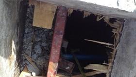 Thanh Hóa: 3 người thương vong dưới bể nước ngầm khách sạn