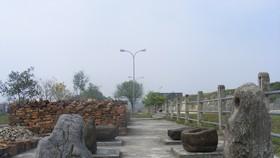 Phát lộ nhiều hiện vật tại Di sản văn hóa thế giới Thành nhà Hồ