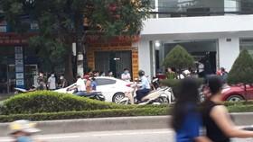 Khởi tố vụ án Chi Cục trưởng Thi hành án dân sự TP Thanh Hóa tử vong sau khi uống thử rượu