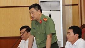 Bắt 2 phóng viên tống tiền phó chủ tịch thị xã
