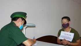 Bộ đội Biên phòng Nghệ An bắt đối tượng đưa người nhập cảnh trái phép