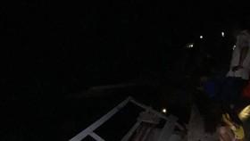 Ô tô lao xuống sông trong đêm, 5 người thiệt mạng