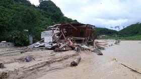 Thanh Hóa có gần 10.000 hộ dân nằm trong vùng lũ ống, lũ quét