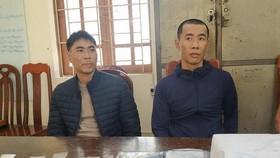 Bắt 2 đối tượng vận chuyển hơn 10.000 viên ma túy từ châu Âu về Việt Nam