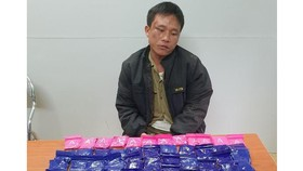 Phá chuyên án ma túy, thu giữ 12.000 viên hồng phiến